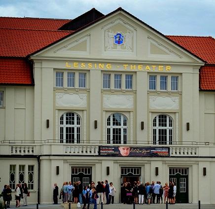 Lektorenverband VFLL beim VdÜ-Jubiläum im Lessing-Theater Wolfenbüttel