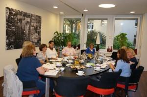 Die Delegierten tagen Foto: Cordula Natusch