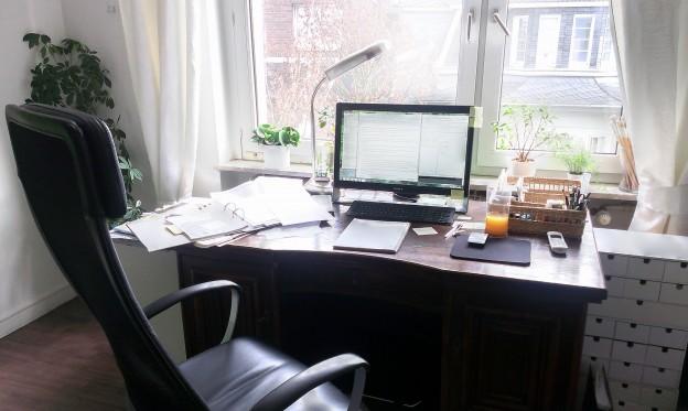 Schreibtisch Jana