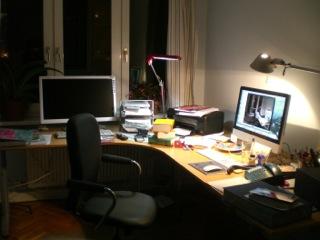 Schreibtisch Ulrike