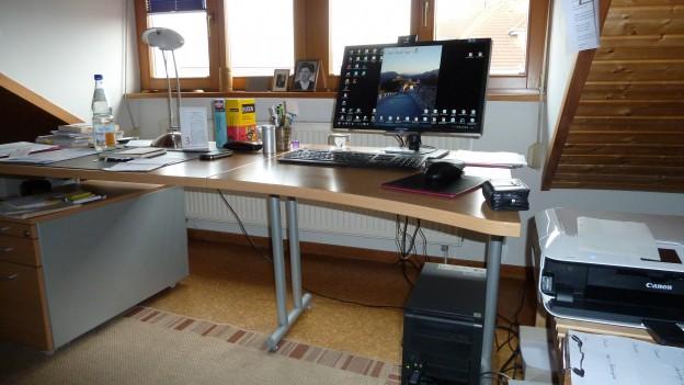 Schreibtisch Ute 1