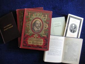 Geht: Shakespeare (Foto: G. Füßle)