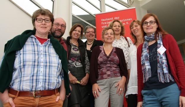 Lektorenverband VFLL Orga-Team Lektorentage 2015 Bonn