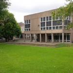 Zentraler Bereich des Derwent College