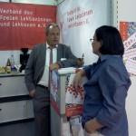 Der Lektorenverband VFLL auf der Frankfurter Buchmesse