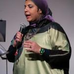 Lesung Lektorenverband Dr. Riham Salem