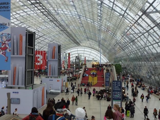 Der Lektorenverband VFLL auf der Leipziger Buchmesse #lbm16