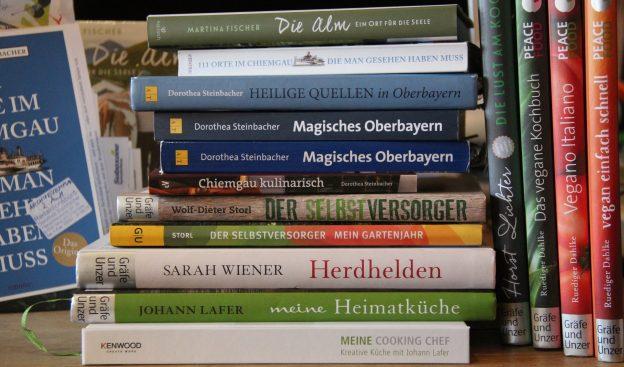 Bücher von Autorin und Lektorin Dorothea Steinbacher
