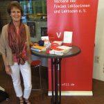 Mainzer Buchmesse Stand Lektorenverband VFLL