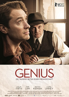Lektorenverband-VFLL-Kritik-Genius-Film-©2016-Wild-Bunch-Germany