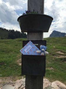 Lektorenverband VFLL Regionalgruppe Bayern Wanderung Chiemgau