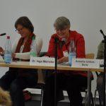 VFLL-Vorstand bei der Mitgliederversammlung