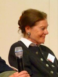 Friederike Schmitz auf der Frankfurter Buchmesse 2015