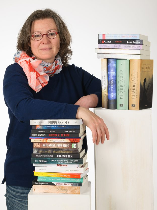 """Textehexe"" Susanne Pavlovic"