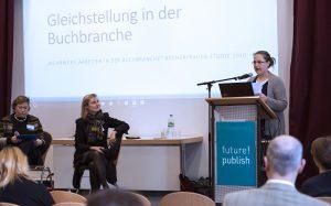 Lektorenverband VFLL Diskussion über Gleichstellung in der Buchbranche