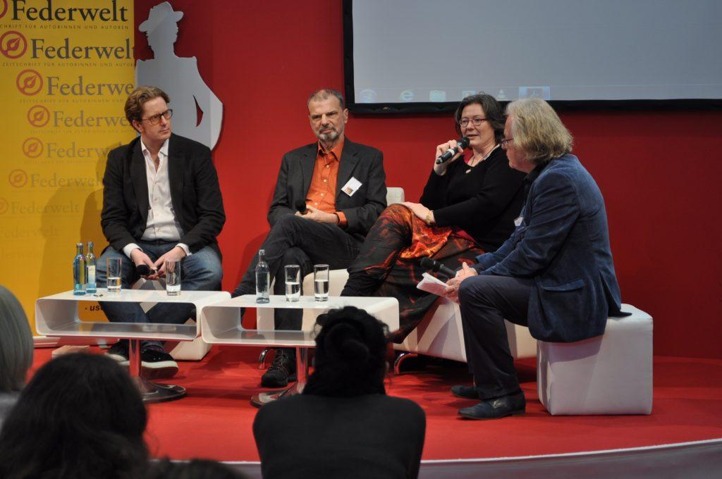 Lektorenverband VFLL auf der Leipziger Buchmesse Lektorat Korrektorat
