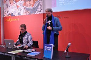 Lektorenverband VFLL auf der Leipziger Buchmesse_Turtschi_Inga
