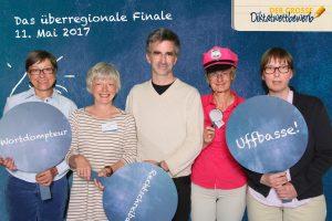 Lektorenverband VFLL beim Großen Diktatwettbewerb