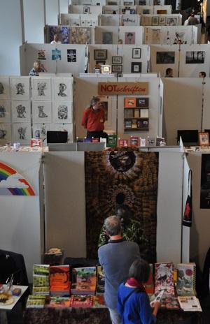 Lektorenverband VFLL auf der Mainzer Minipressen-Messe