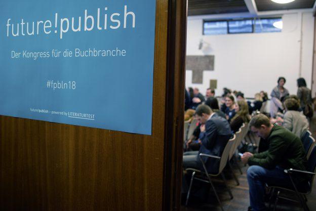 future!publish 2018: Die Zukunft des Publizierens. Auf der Suche nach dem Text