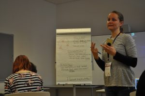 Der Verband der Freien Lektorinnen und Lektoren auf dem Literaturcamp Bonn 2019