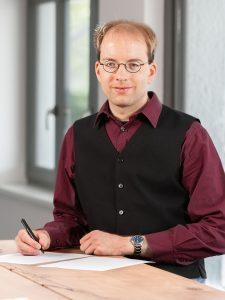 Delegierter der Regionalgruppe Rhein/Ruhr im Regionalrat ist Markus Pahmeier.