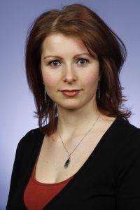 2. Sprecherin der Regionalgruppe Rhein/Ruhr ist Rebekka Münchmeyer.