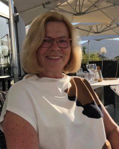 1. Sprecherin der Regionalgruppe Rhein/Ruhr ist Silvia Michel.