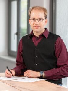 VFLL-Vorstandsmitglied Dr. Markus Pahmeier aus Lemgo