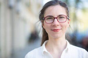 VFLL-Vorstandsmitglied Melanie Willmann aus Berlin